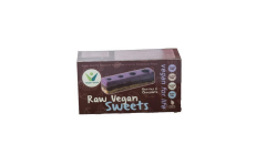 Prajitura cu fructe de padure&ciocolata Raw Vegan 100g