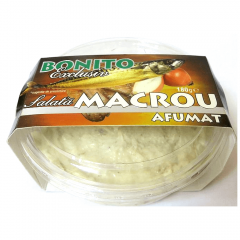 Salata macrou afumat Bonito exclusiv 180g