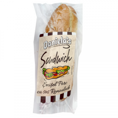 Sandwich snitel porc si sos Remoulade Daniela's 170g