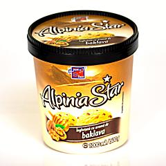 Tort de inghetata cu baklava Alpinia Star 1L