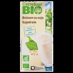 Bautura Soia Calciu Carrefour Bio 1L