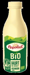 Iaurt de baut bio 2,8% 750gr Napolact