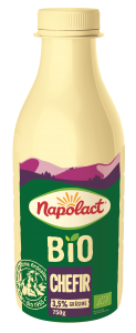 Chefir Bio 3,5%grasime 750g Napolact