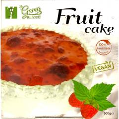 Tort de post cu fructe Peta Gama 600g