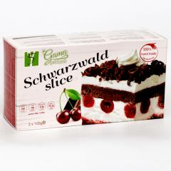 Prajitura Schwarzwalder Peta Gama 2x100g