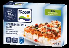 Cod din Alaska cu sos italian Frosta 345g