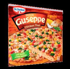 Pizza cu pui si condimente asiatice Guseppe 375g