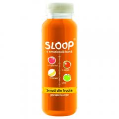 Smuti de piersica si mango Sloop 250ml