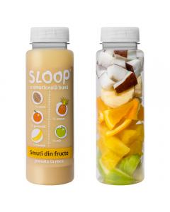 Smuti de cocos si ananas Sloop 250ml