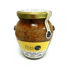 Zacusca din peste cu ciuperci Drag de Romania 300g