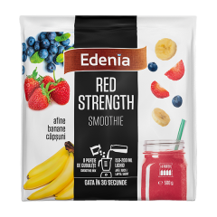 Smoothie red strengh Edenia 500g