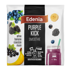 Smoothie purple kick Edenia 500g
