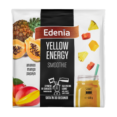 Smoothie yellow energy Edenia 500g