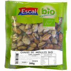 Carne de scoici bio Escal 300g