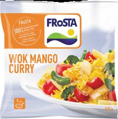 Mix de orez cu legume si mango Frosta 500g