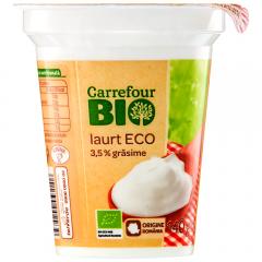 Iaurt Ecologic 3,5% grasime Carrefour Bio 140g