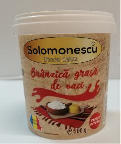 Branza grasa Solomonescu 500g