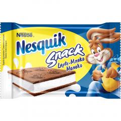 Desert pandispan lapte Nesquik 26g