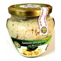 Salata din pastrav cu broccoli Doripesco 300g