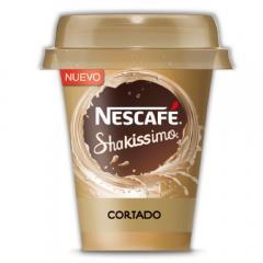 Cortado Shakissi Nescafe 120ml