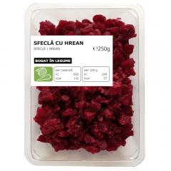 Salata de sfecla cu hrean 250g
