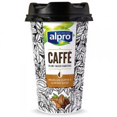 Cafea cu bautura din migdale Alpro 235ml