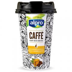 Cafea cu bautura din soia si aroma de caramel Alpro 235ml