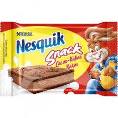 Desert cu pandispan si cacao Nesquik 26g