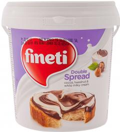 Crema de cacao, alune padure si lapte Fineti 1kg
