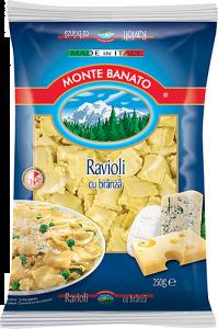 Ravioli cu branza Monte Banato 250g
