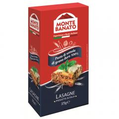 Lasagne grau dur Monte Banato 375g