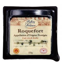 Roquefort branza pe baza de lapte crud de oaie 150g