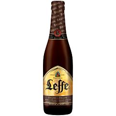 Bere bruna Leffe 0.33L