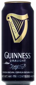 Bere neagra Guinness 0.44L