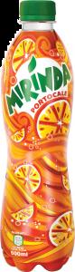 Bautura racoritoare carbogazoasa cu aroma de portocale Mirinda 0.5L