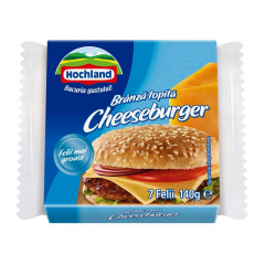 Branza topita felii Hochland Cheesburger 140g