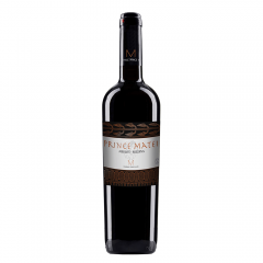 Vin rosu Prince Matei Merlot 0.75l