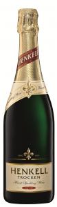 Vin spumant alb sec Henkell Trocken 0.75L