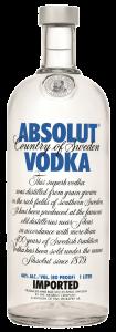 Votca 40% alcool Absolut 1l