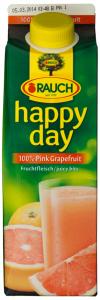 Nectar de grapefruit roz Rauch Happy Day 1L