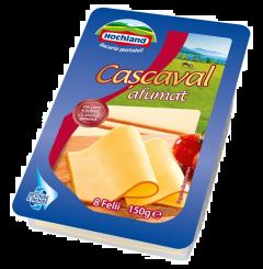 Cascaval afumat Hochland 150g