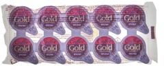 Lapte UHT degresat pentru cafea Gold 10x7.5g