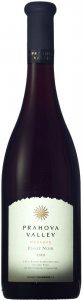 Vin rosu sec Prahova Valley Pinot Noir 0.75L