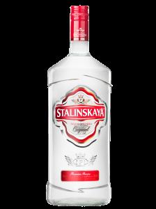 Votca 40% alcool Stalinskaya  1.75l