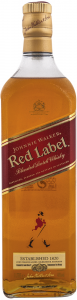 Whiskey Johnnie Walker Red Label