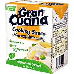 Sos pe baza de grasimi vegetale Gran Cucina 200ml