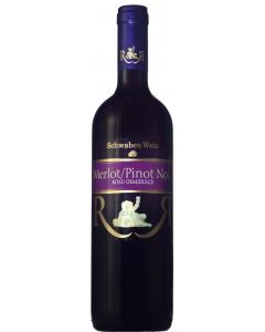 Vin rosu demidulce Recas 0.75L