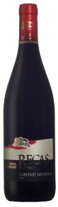 Vin rosu sec Recas Castel Huniade Cabernet Sauvignon 0.75L