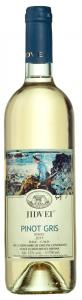 Vin alb demisec Jidvei Pinot Gris 0.75L