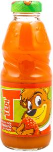 Suc de morcovi si fructe cu miere Tedi 300ml